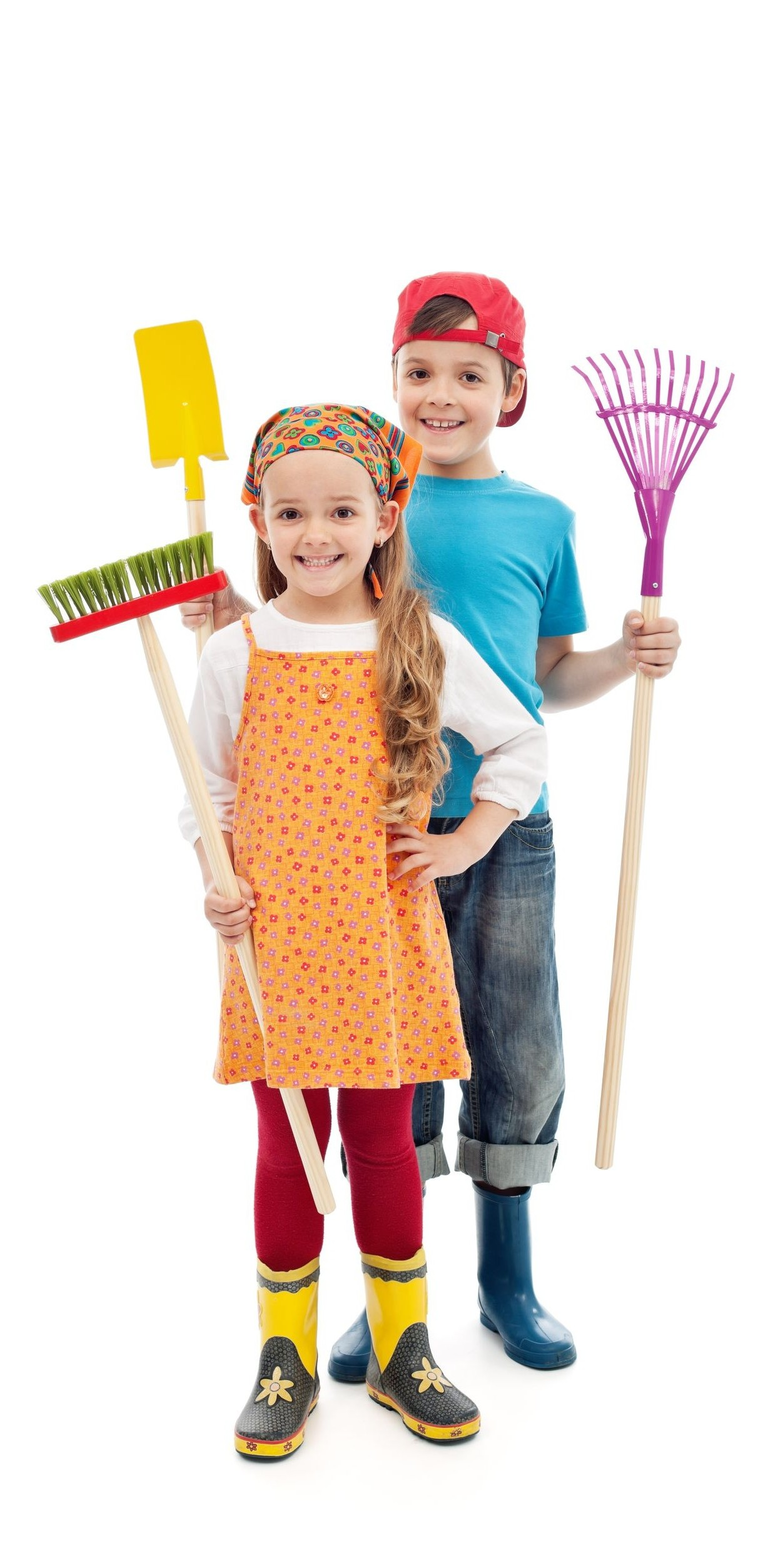 Spring Cleaning? With Your Kids?? YES, it CAN be done!