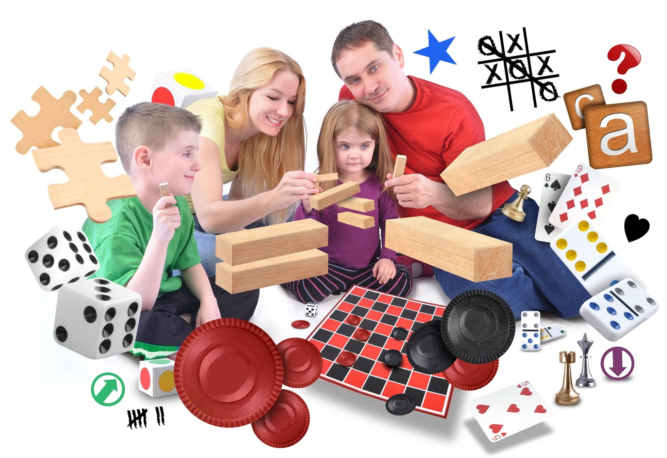 Create a Life-sized Board Game! Because What Kid Doesn't Think Bigger is Better?
