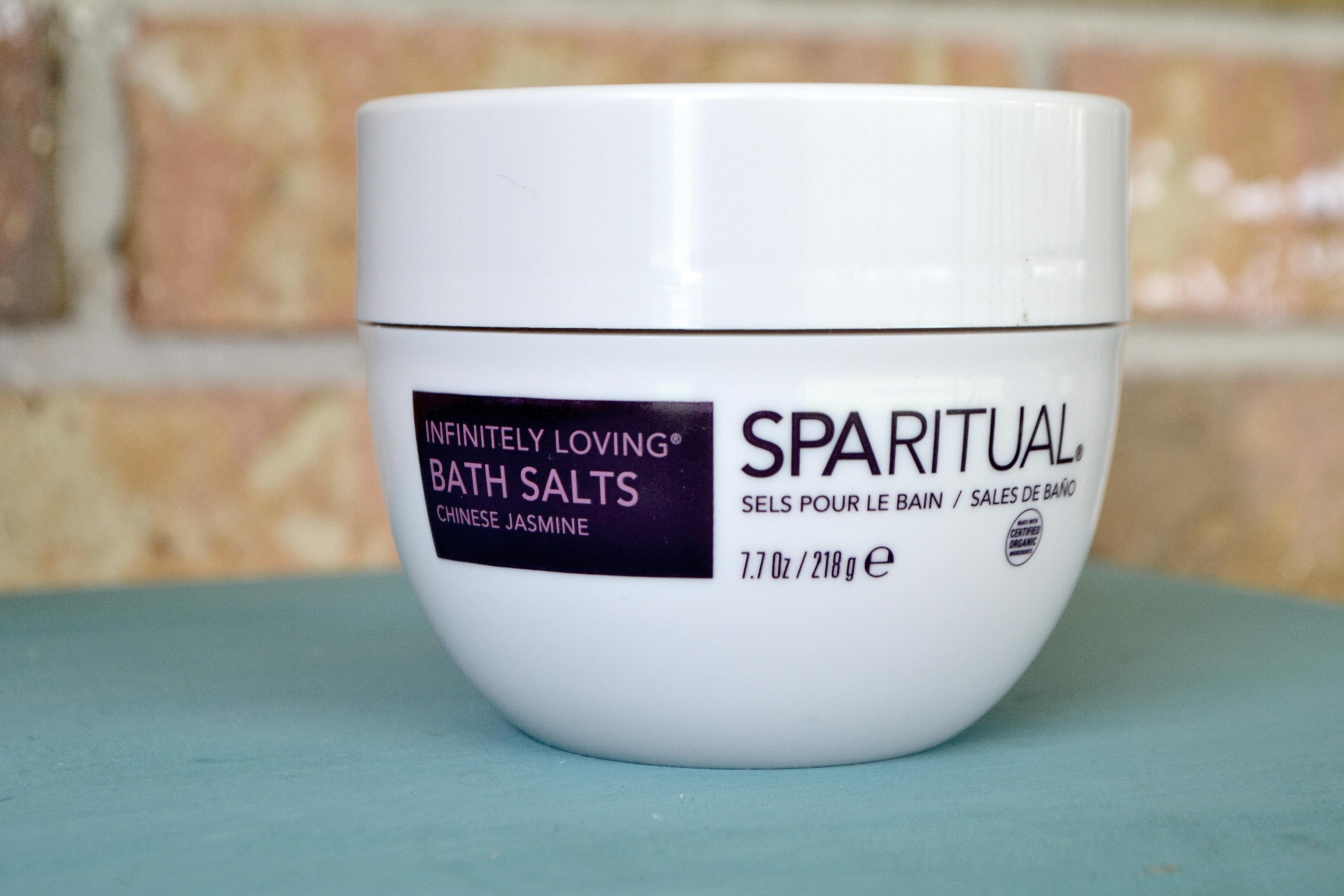 Product Pick: Sparitual Bath Salts