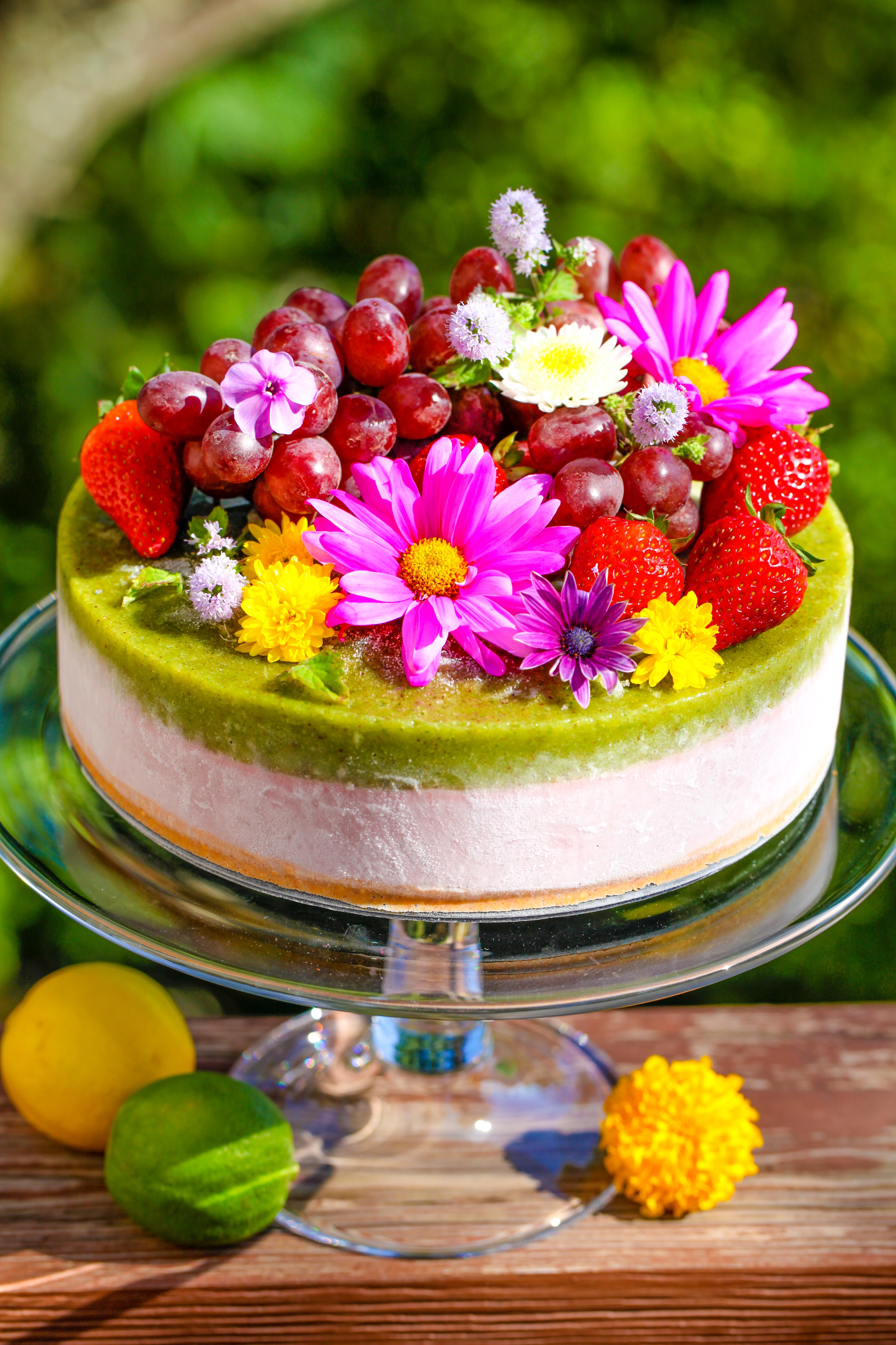 Olenko's Welcome to Paradise Cake