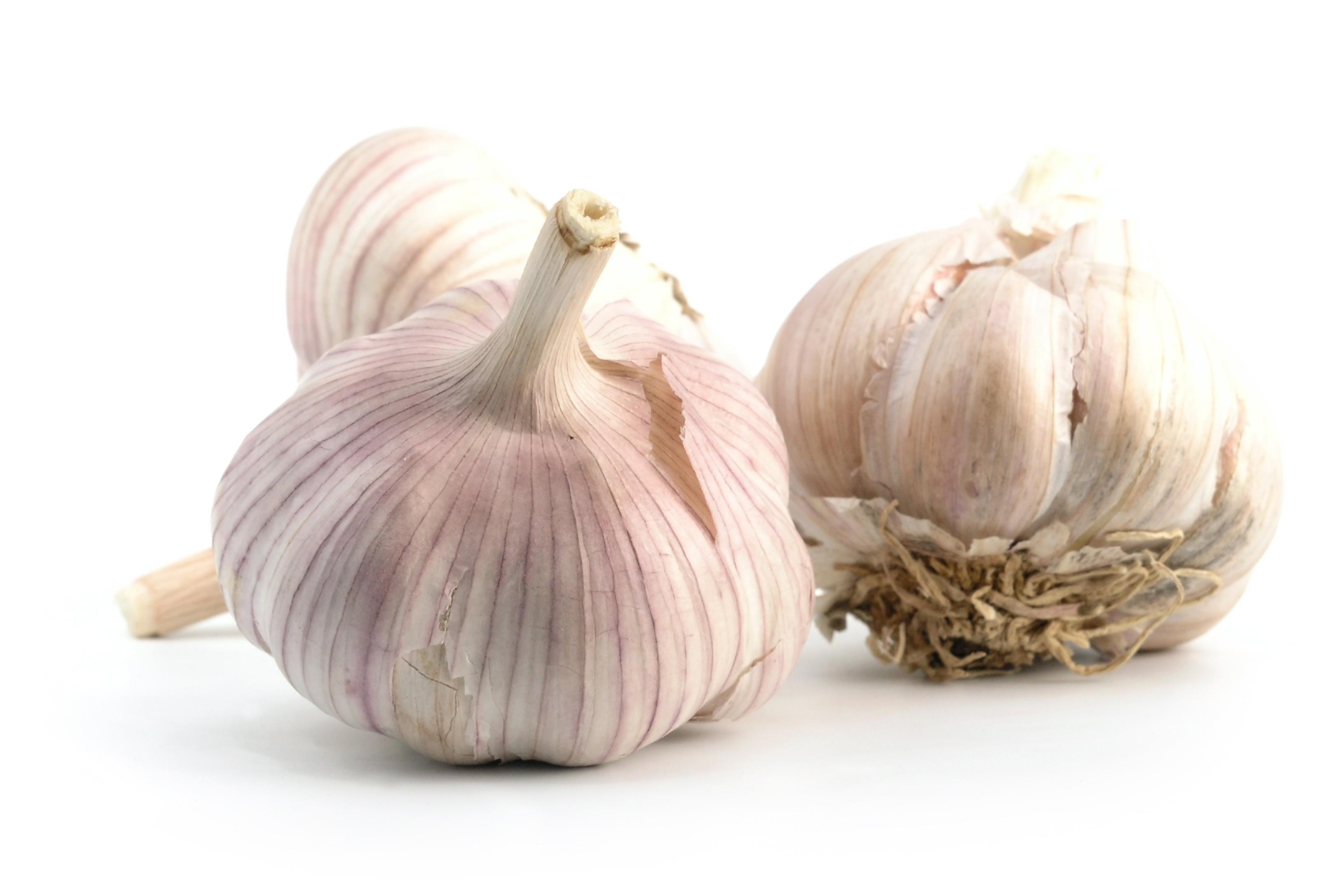Garlic for a Healthy & Happy Heart